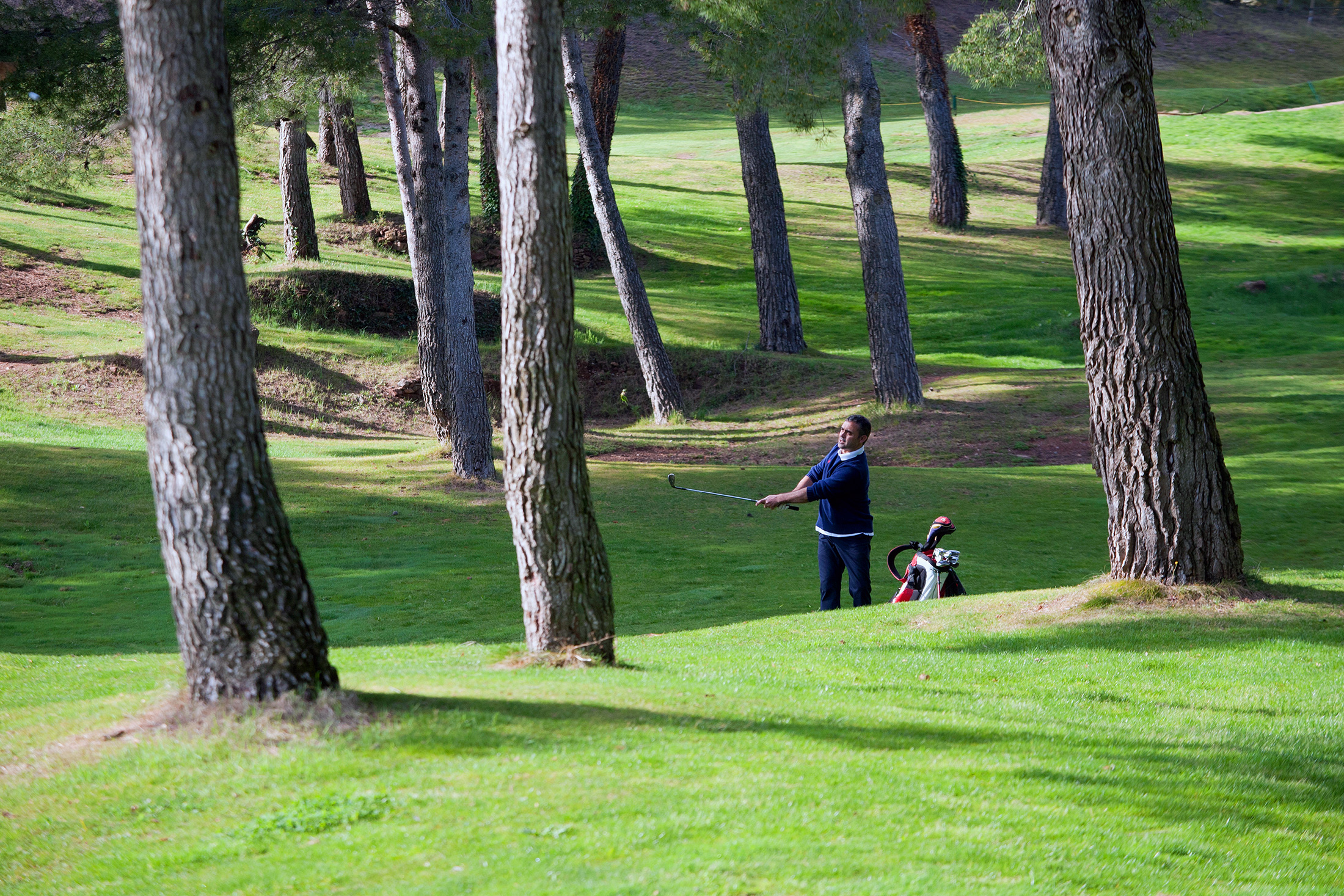 Camp de golf municipal de Matadepera